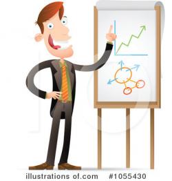 Statistics Clipart #1055430 - Illustration by Qiun