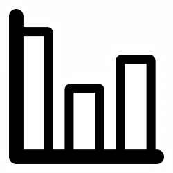 Clipart - mono statistics