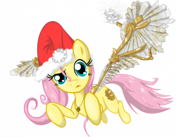 Steampunk Santa Fluttershy by HereticOfDune on DeviantArt