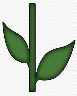Plant stem Flower Petal Shrub Clip art - sunflower leaf png download ...