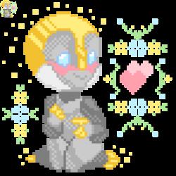 Cross-stitch Pattern by KittyKittyKittyzz on DeviantArt