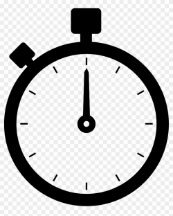 Countdown Watch Transparent Image - Stopwatch Clipart, HD ...