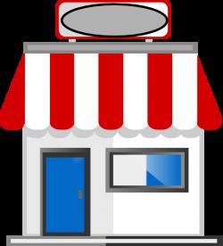 Storefront clip art - vector   Clipart Panda - Free Clipart Images