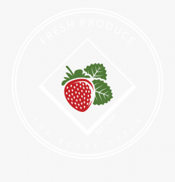 Strawberries Clipart Round Fruit - Strawberry #250832 - Free ...