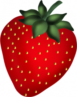 STRAWBERRY CLIP ART | CLIP ART - FOOD - CLIPART | Pinterest | Clip ...
