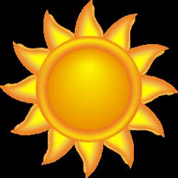 Sun Clipart   Decorative Sun clip art - vector clip art online ...