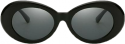 clout goggles - Sticker by Cooper Johnson