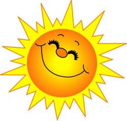 Sunny Clipart