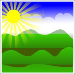 Sunny Clip Art at Clker.com - vector clip art online, royalty free ...