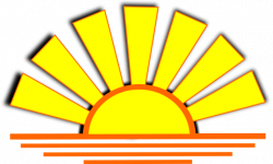 Free Sunset Cliparts, Download Free Clip Art, Free Clip Art ...