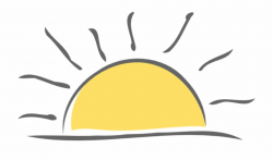 Sunset Clipart, Transparent Png Download For Free #297632 ...