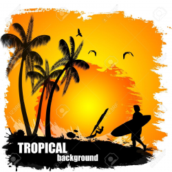 Collection of Sunset clipart | Free download best Sunset ...