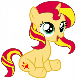 Image - Filly Sunset by FlutterShy-7.png   My Little Pony Fan Labor ...