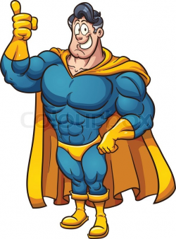 Cartoon Superheroes Clipart | Free download best Cartoon ...