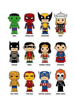 Image result for pixel art superheroes   superheroes ...