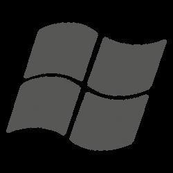 Old Windows logo - Transparent PNG & SVG vector