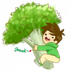 eddsworld edd gould eddgould broccoli brocoli...