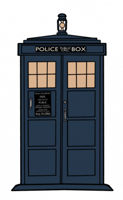 Vector art of the new tardis! : doctorwho