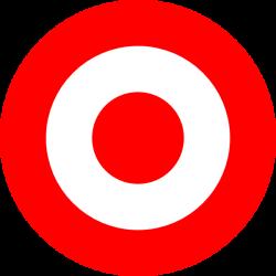 Red Target Clip Art at Clker.com - vector clip art online, royalty ...