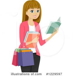 Teenager Clipart #1229597 - Illustration by BNP Design Studio