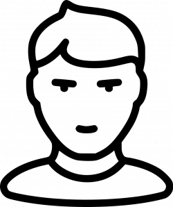 Boy Child Avatar Teenager Human Svg Png Icon Free Download (#508648 ...