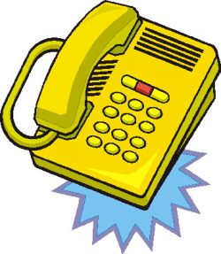 Telephone Clip Art Communication | PicGifs.com