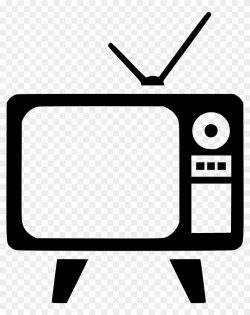 Television Clipart Classic Tv - Classic Tv Icon Png ...