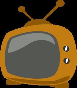 Public Domain Clip Art Image | cartoon tv | ID: 13942782618113 ...