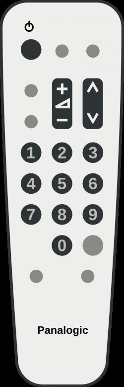 Clipart - Remote Control