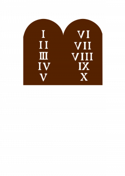 Ten Commandments.2 Icons PNG - Free PNG and Icons Downloads
