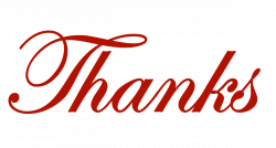 Thank You Clip Art   Clipart Panda - Free Clipart Images
