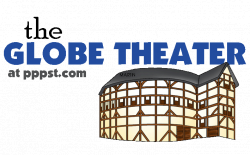 28+ Collection of Globe Theatre Clipart | High quality, free ...