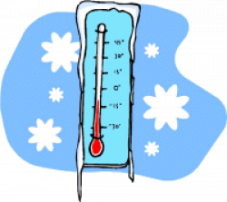 Frozen Thermometer Clip Art | Clipart Panda - Free Clipart Images