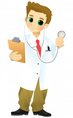 Doctor thermometer clipart - Clip Art Library