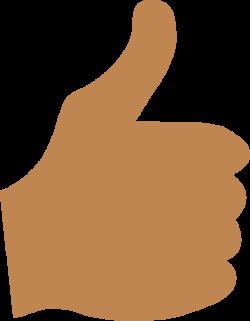 Thumb Clip Art at Clker.com - vector clip art online, royalty free ...