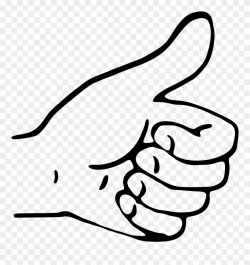 Thumbs Up - Thumbs Up Hand Clipart - Png Download (#161125 ...
