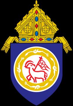 Roman Catholic Diocese of Chengdu | Ecclesiastical Coat of Arms ...