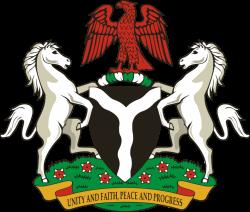 nigerian coat of arm | Free psd | Pinterest