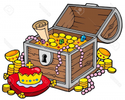 Awesome Treasure Clipart Collection - Digital Clipart Collection