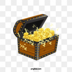 Treasure Chest Png, Vector, PSD, and Clipart With ...