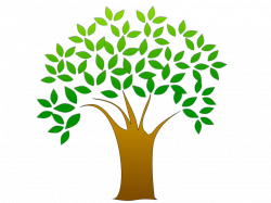 Giving Tree Clipart Image - Deerfield Public Library