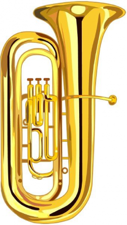 Tuba clip art | Lesson Plans - General | Pinterest | Clip art and Cricut