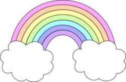 Rainbow Tumblr Clipart