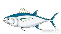 Fish Clipart Clipart- fish-yellowfin-tuna-clipart-58112 - Classroom ...