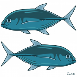 Tuna Clip Art Free Stock Photo - Public Domain Pictures