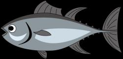 Tuna Free Clipart