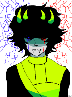 sad transparent tuna cos i havent drawn him in a while | Homestuck ...