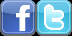 Facebook Twitter Brand Logo JPEG - facebook 1260*630 transprent Png ...