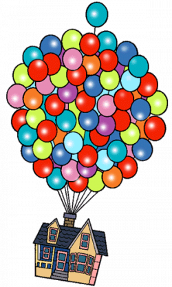 Disney Pixar's Up Clip Art | Disney Clip Art Galore