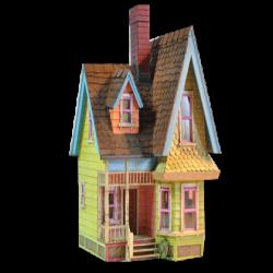 up house transparent pixar disney - Roblox
